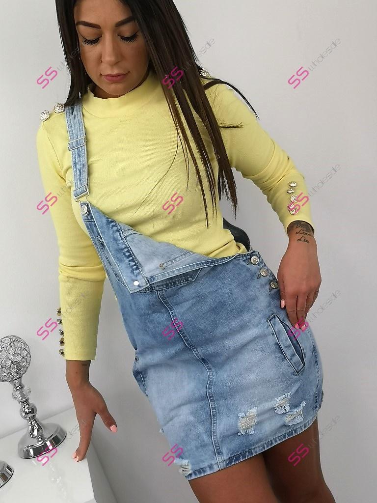 0dd9b51ad797 Džínsové šaty na traky