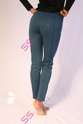 e8b4ce3216e1 Elegantné slim nohavice s opaskom
